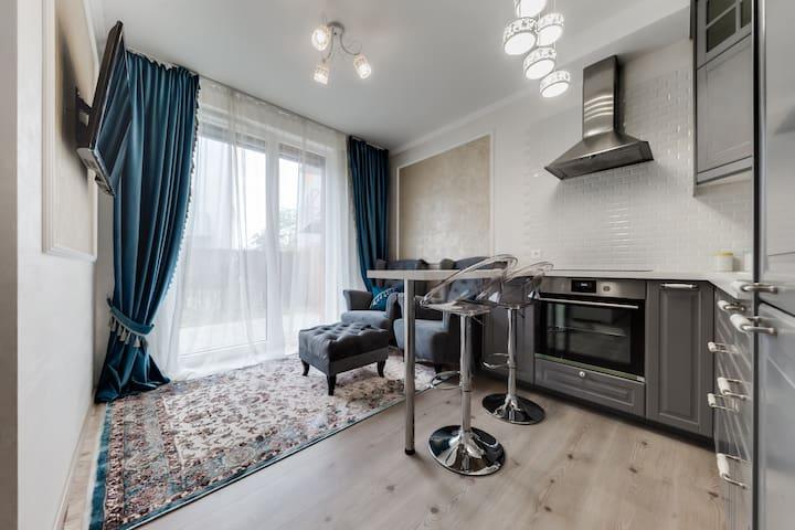 New Luxury Apartment in Prague 3