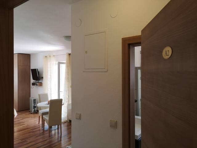 Studio apartment in Dubrovnik n°2