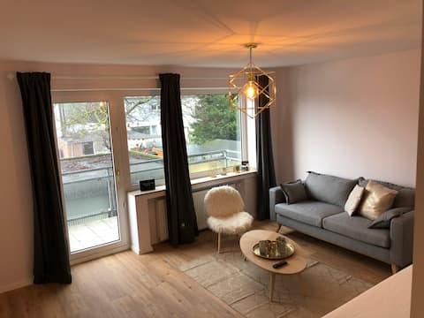 Sanierte 2 Zimmer Wohnung am CentrO in Oberhausen