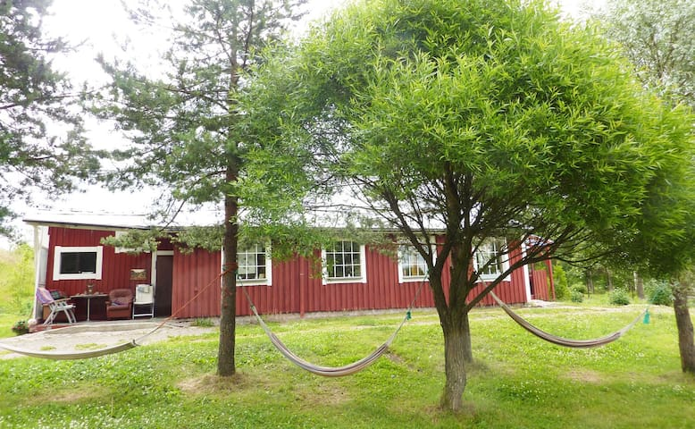 Villafinland +cottage for 2+ barbecue house