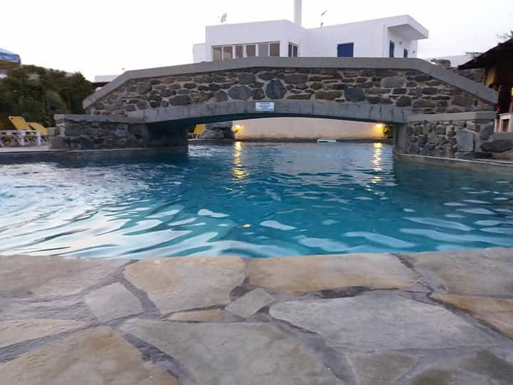 maisonette with swimming pool #9