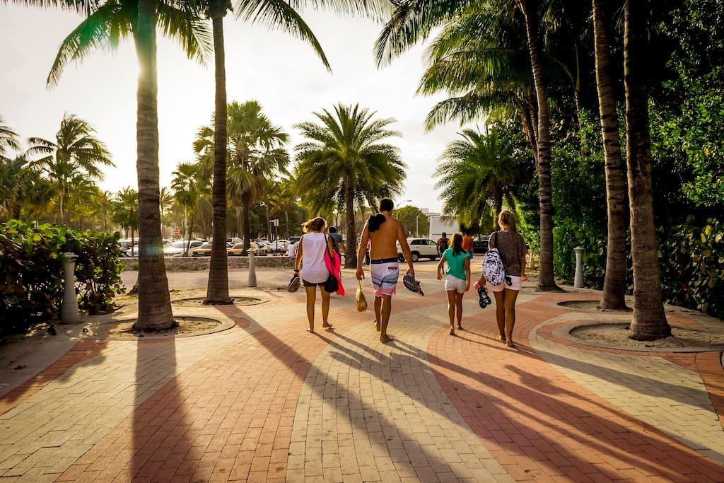 Photo de Miami Beach à Miami Beach