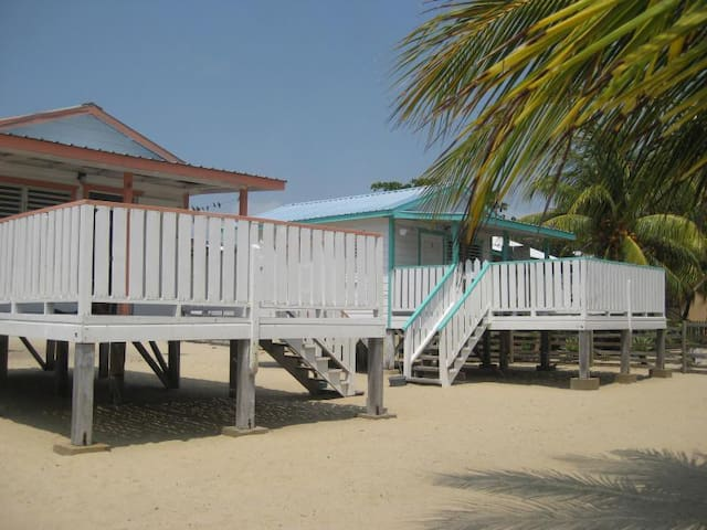 Tri Tan Beach Cabanas