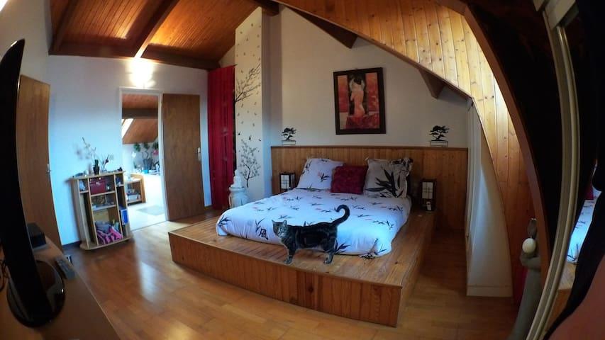 Maison calme quartier pavillonnaire - Clamart - Huis