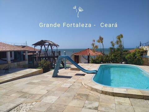 Iparana-Caucaia, Lodge 03 for couple