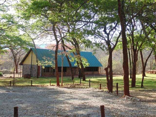 Muunze Forest dormitories