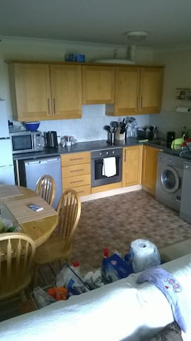 Comfy double Bedroom in amazing location Dublin - Dublin - Flat