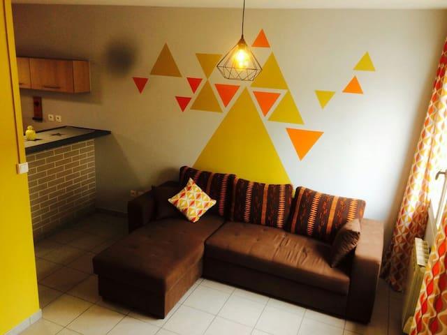 Studio  Orléans hyper centre - Orléans - Apartment