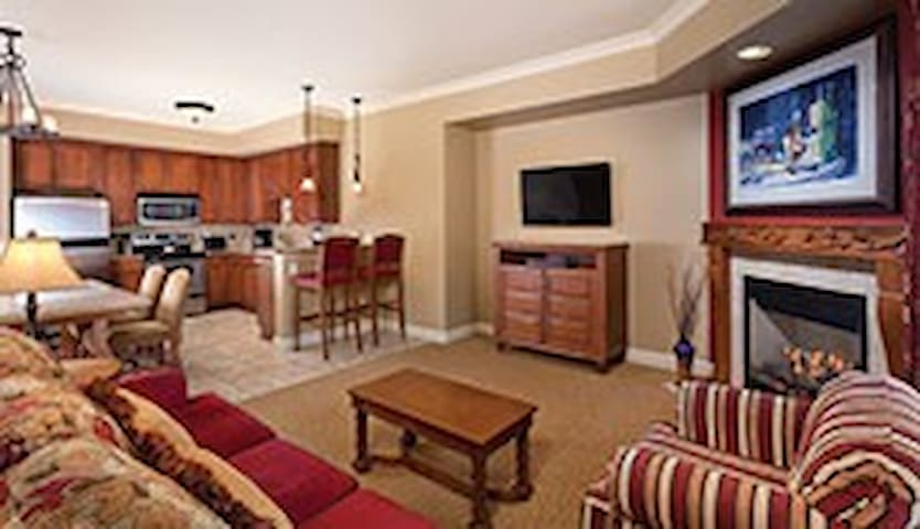 1 bedroom at Vino Bello Resort - Napa - Multipropietat (timeshare)
