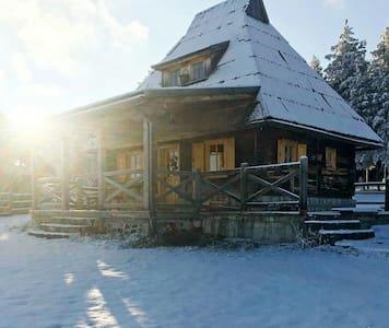 Planinska kuća Ječmište, Tornik, Zlatibor