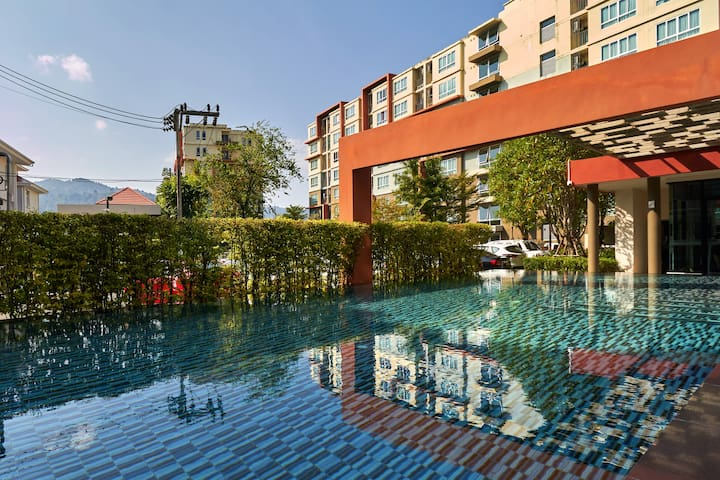 Nice & Clean condominium near Patong Beach Room 2
