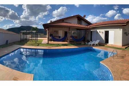 Casa de Campo em Atibaia Condomínio Fechado