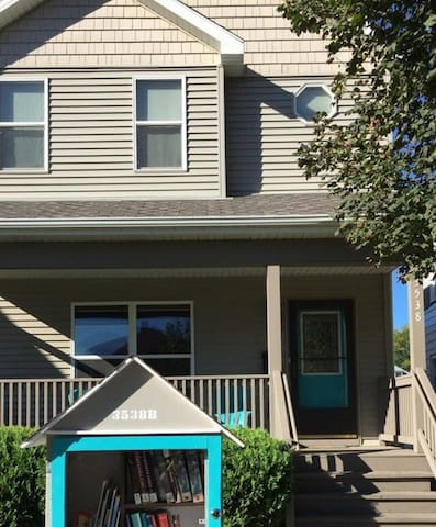 3 Bedroom Newer Home - 15 minutes From DNC