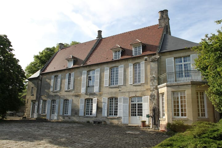 Grande maison de famille proche Pierrefonds