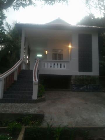 Mountain House - tp. Phú Quốc