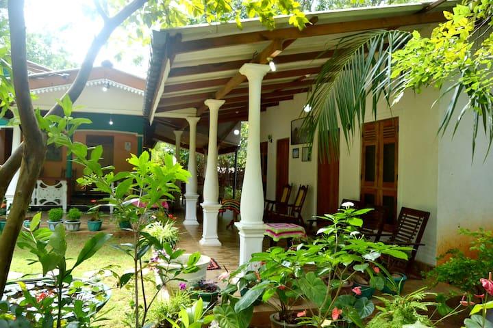 Sigiri Lodge Bed and Breakfast - Sigiriya - Hotel ekologiczny
