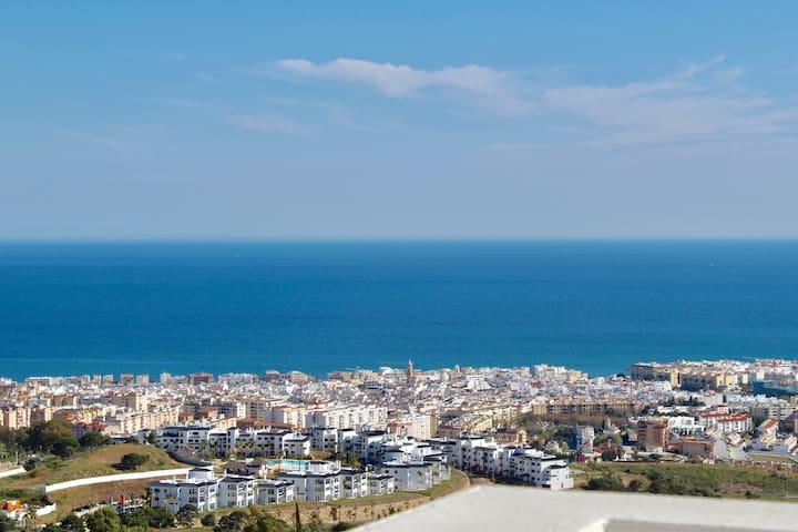 """Villa """"El Balcón de Estepona"""" - Vistas panorámicas"""