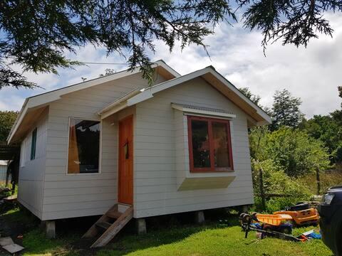 Piedra Blanca cabin