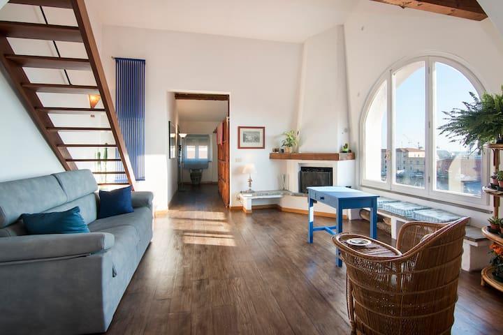 Il Loft sul Porto di Livorno