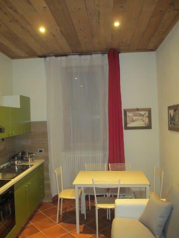 Appartamento Piazza Edolo 4 persone - Edolo - Apartamento
