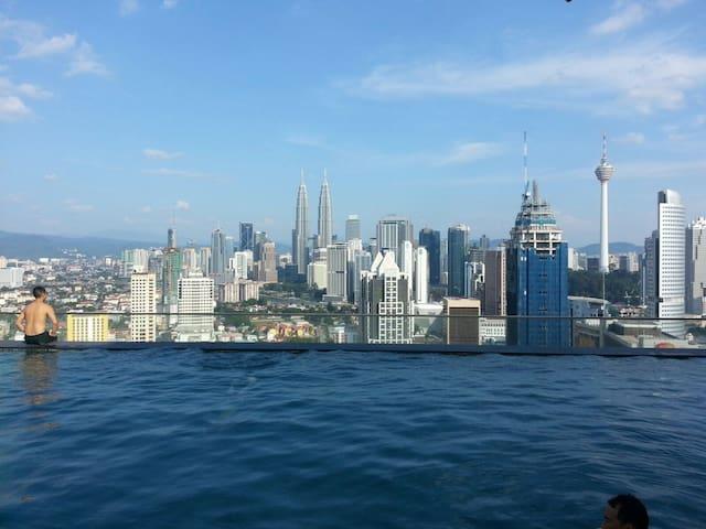 #26C Regalia High Floor 1 Bedder - Kuala Lumpur
