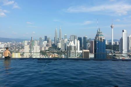#26C Regalia High Floor 1 Bedder - Kuala Lumpur - Apartamento