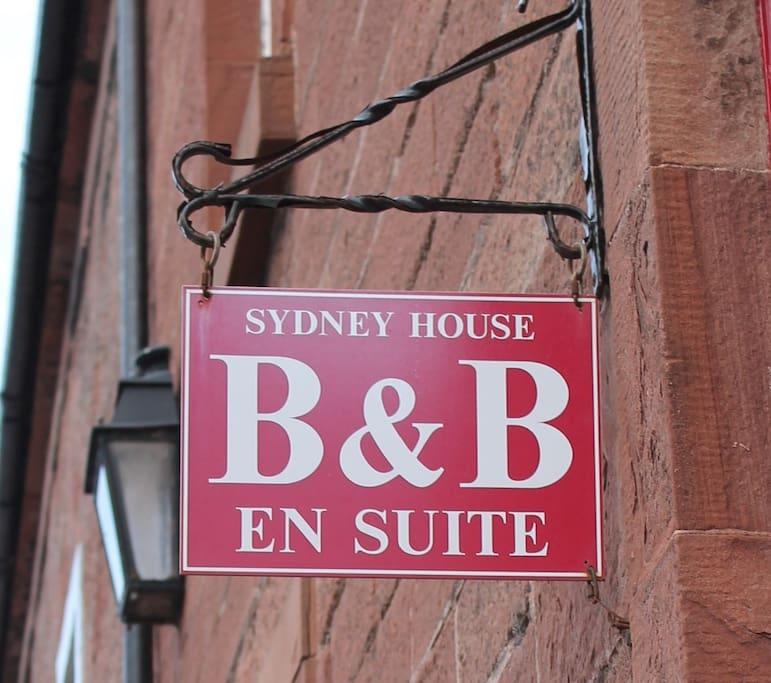 Sydney House B&B