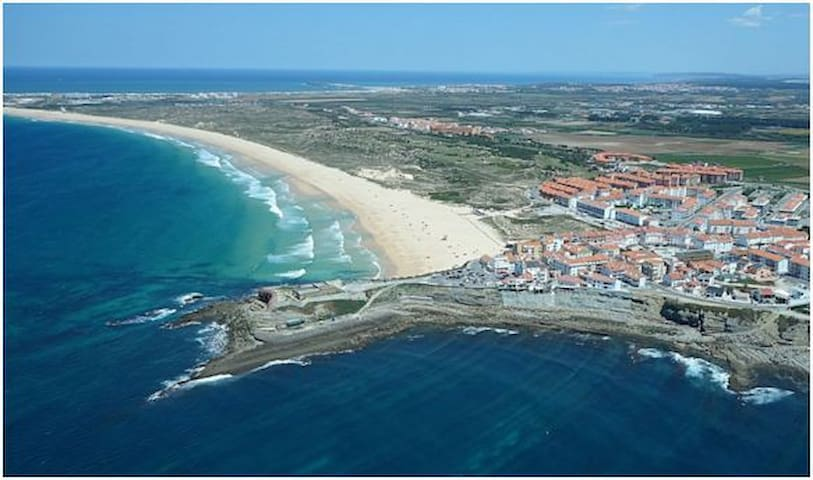 Péniche-Atouguia da Baleia - Praia da Consolaçào