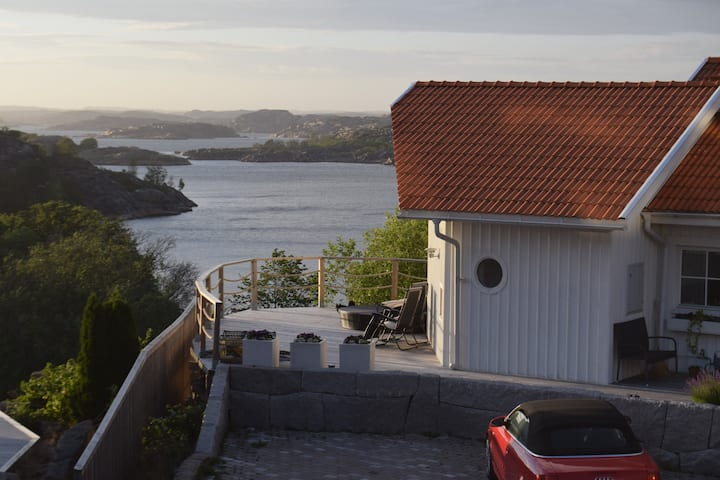 Nice and cocy place in the heart of Bohuslän