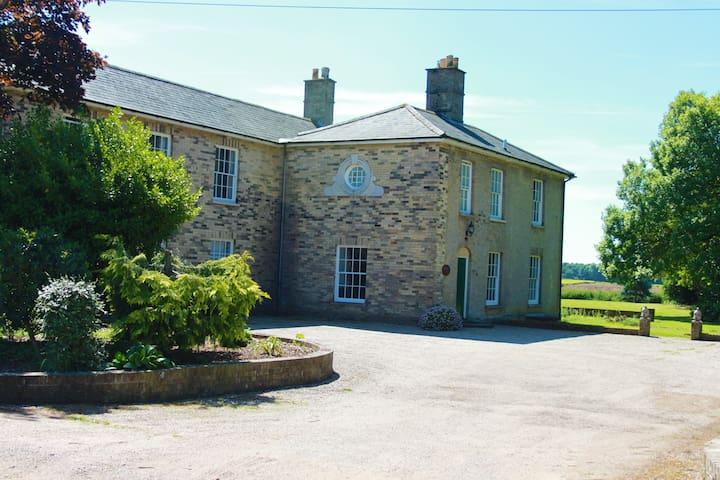 Manor Farm Knodishall - Suffolk Punch