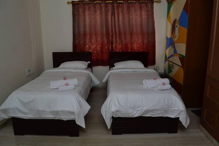UGO Residences-4 rooms in one floor in Kottivakkam