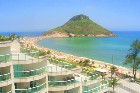 Na melhor orla do Rio - 里约热内卢 - 酒店式公寓