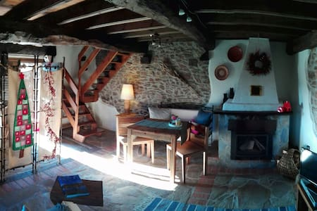 Casa Nela-Romantic cottage between mountains & sea - Villaviciosa - Casa