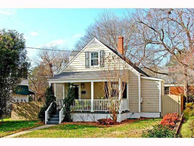 Quaint 3BR/2BA house in the heart of Raleigh