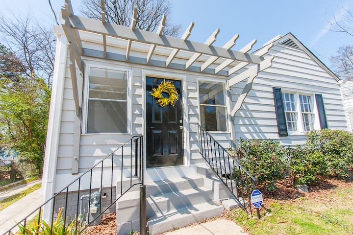 Adair Park Home Minutes from Downtown Atlanta