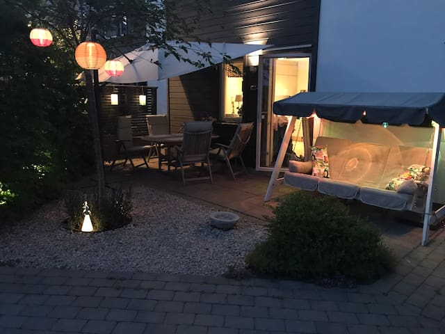 High standard family house close to Stockholm City