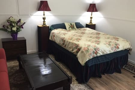 cozy extra bedroom - Valdosta