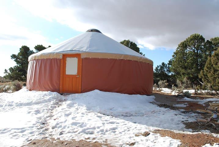 Cozy Yurt Escape
