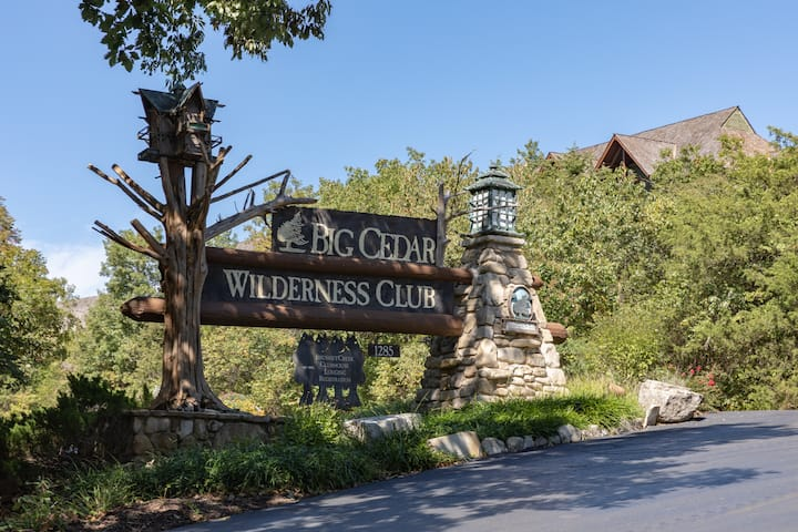 Wilderness Club at Big Cedar, Studio Sleeps 4
