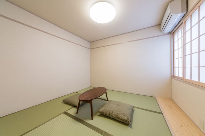 3 min walk from Shijo Kawawamachi! - 京都市 - Casa