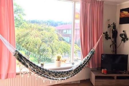 Cosy apartment close to nature reserve