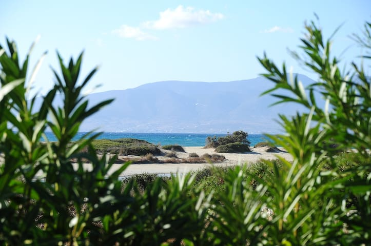 Glyfada apartment with sea view - Naxos - Lägenhet