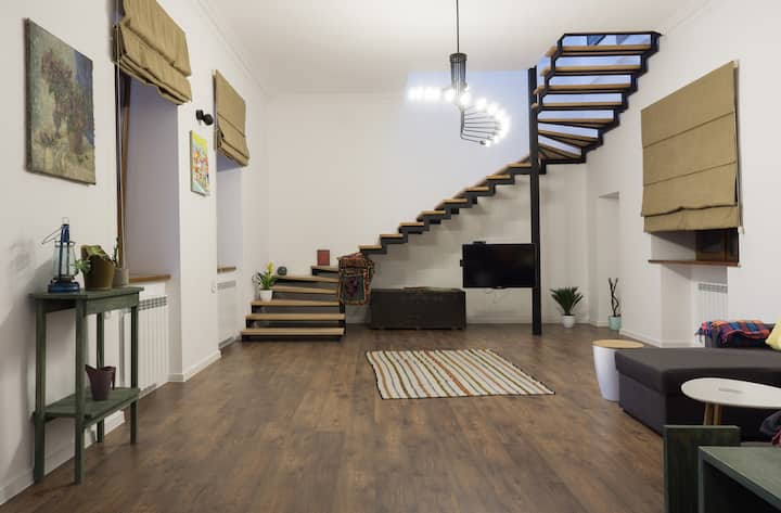 New apartment in old city