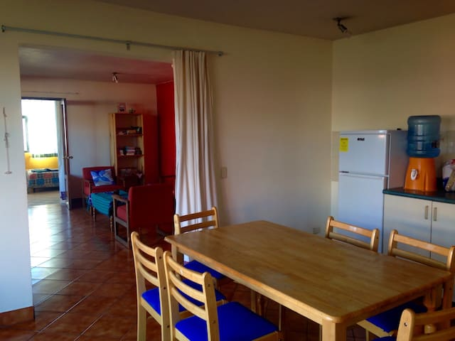 Sunny and Spacious Private Space - Quezaltenango - Wohnung