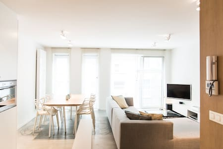 Beautiful appartement near the centre of Antwerp - Lakás