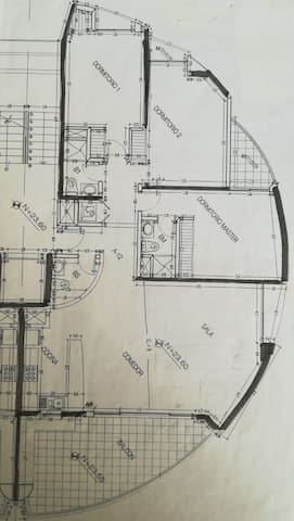In case you get lost and need to find your way out, here is the original floor plan.