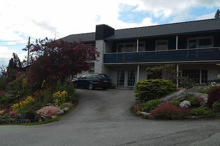 Villa Hardangerfjord - Kvam - House