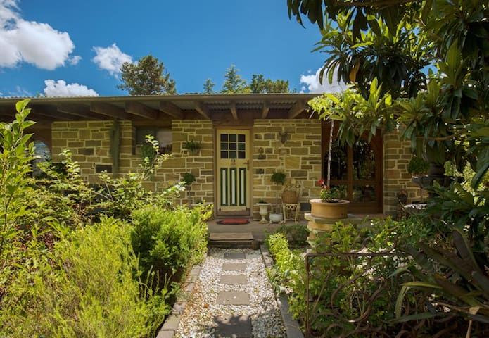 Hunter Valley Stone Cottage.