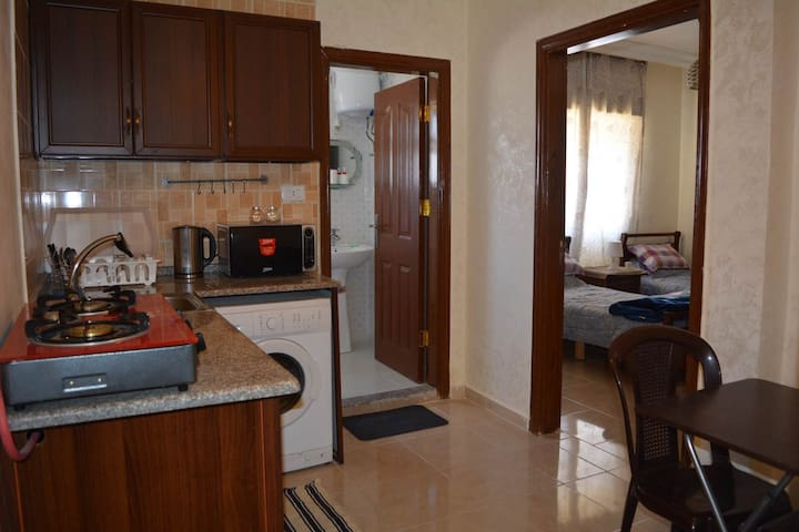 Semi-new furnished Studio 1BR for rent