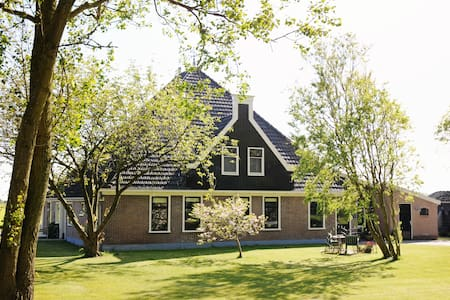 Farmhouse B&B De Witte Brug - Stompetoren - 住宿加早餐